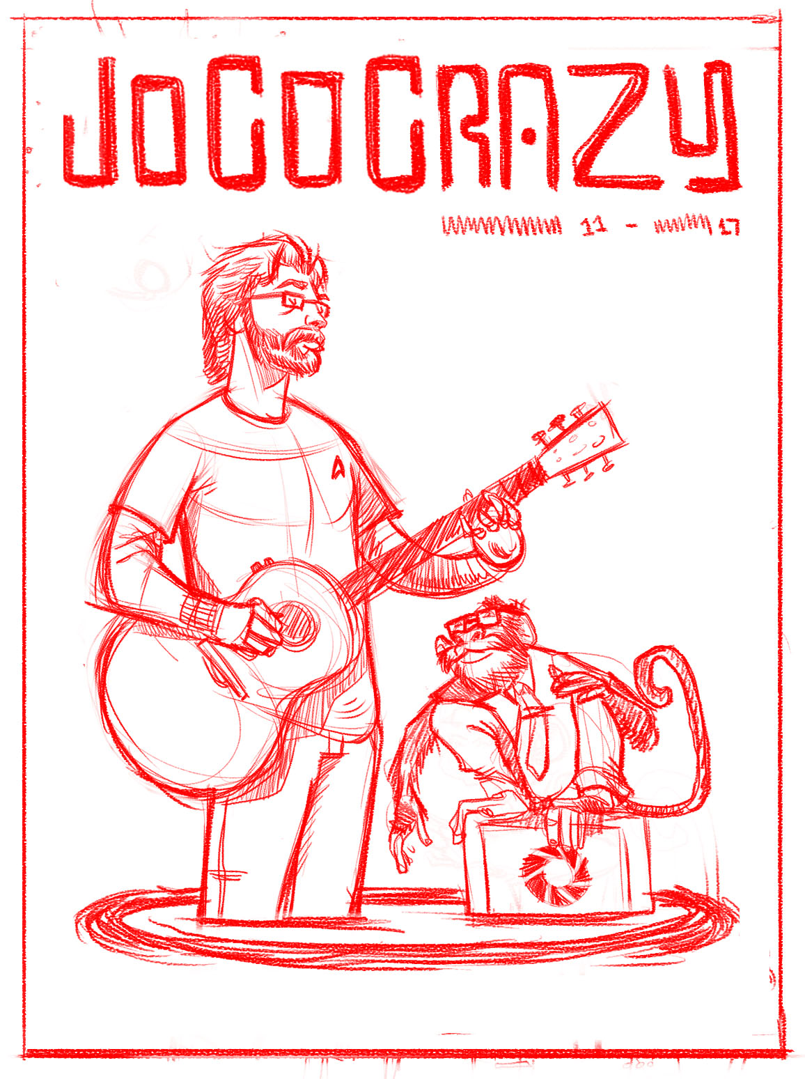 Jonathan Coulton - image 13 - student project