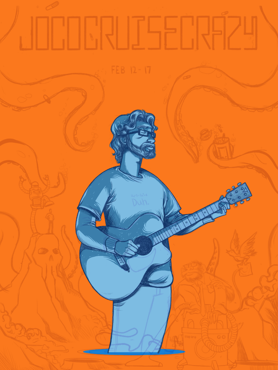 Jonathan Coulton - image 4 - student project