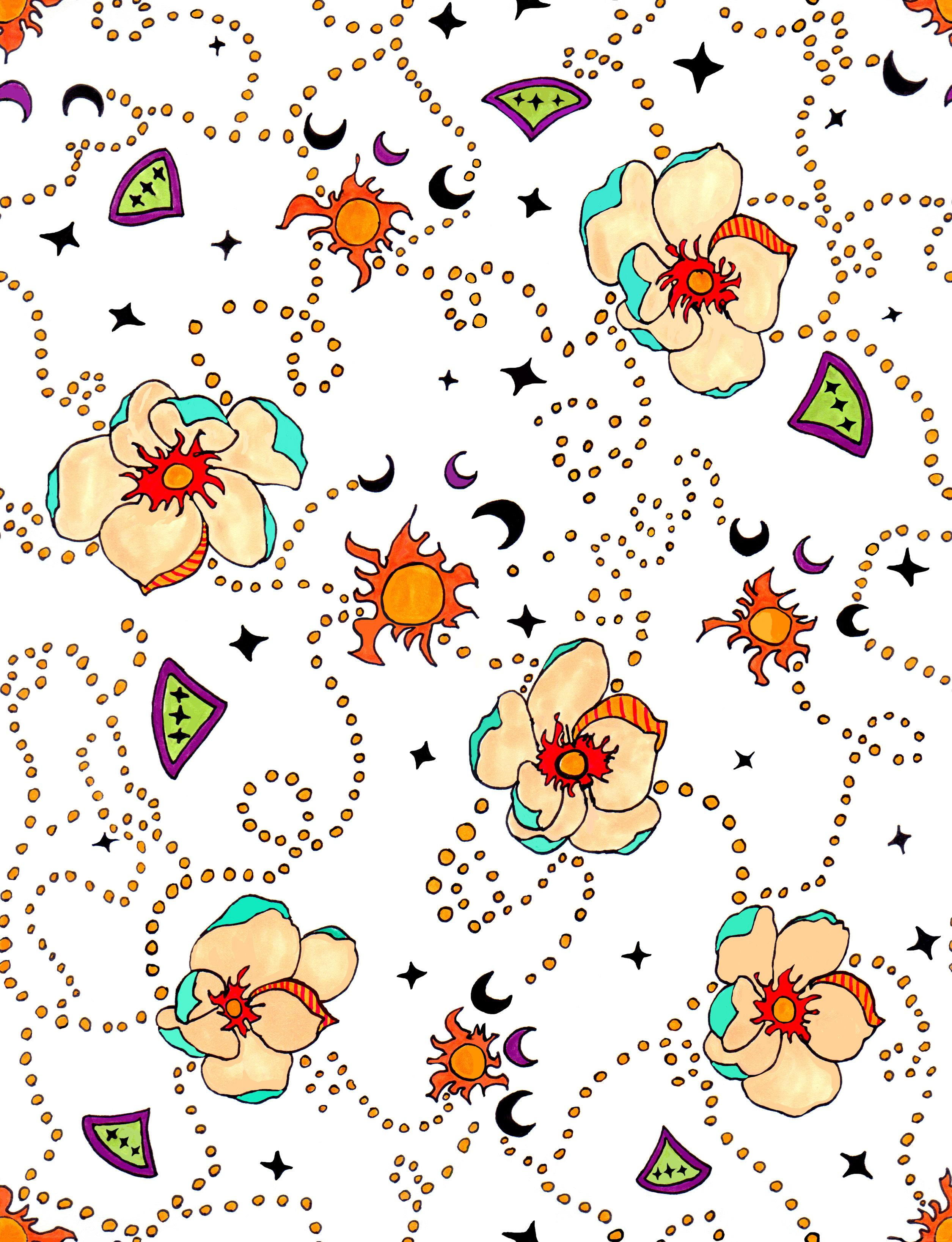 Sun, Moon, Stars & Magnolias - image 4 - student project