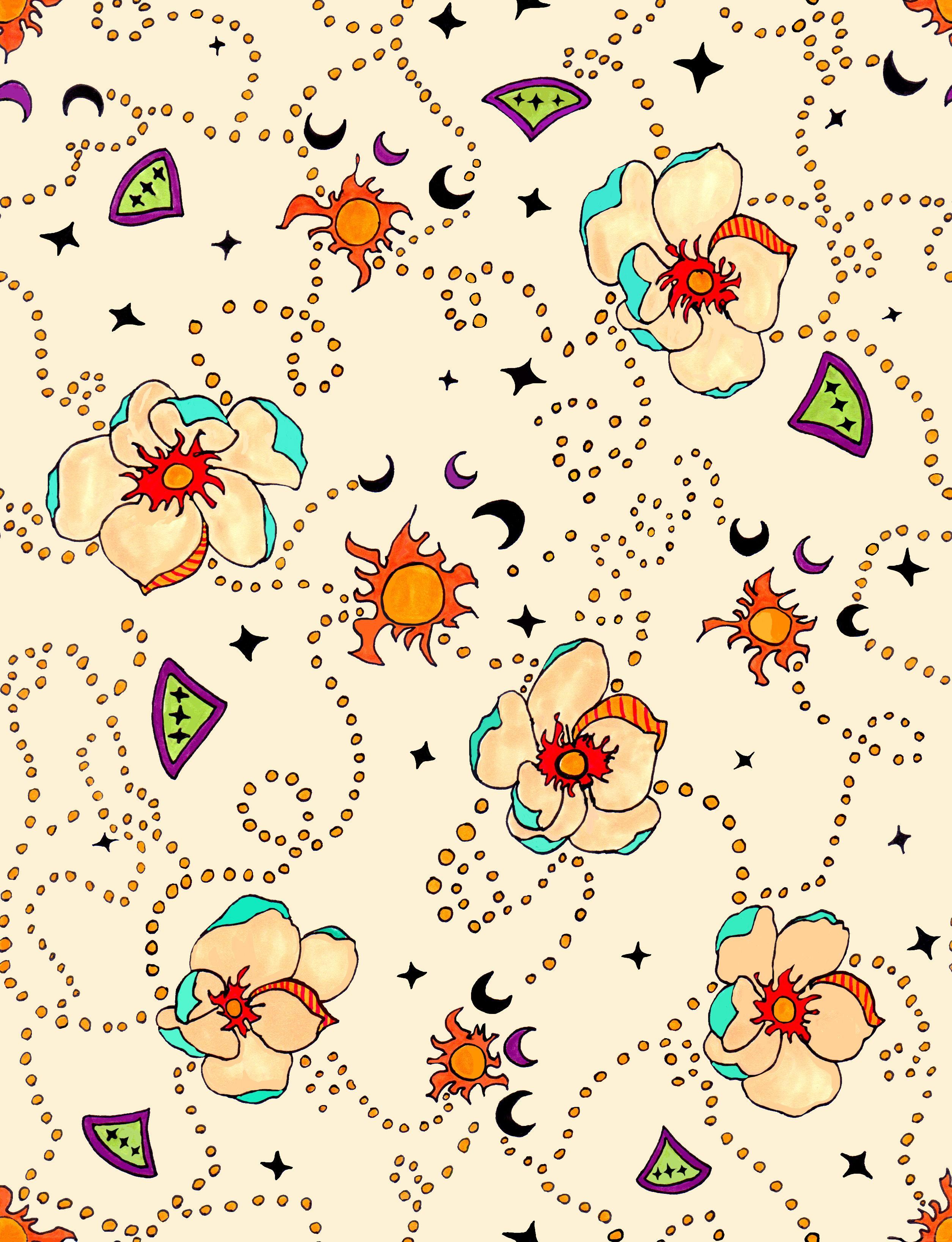 Sun, Moon, Stars & Magnolias - image 5 - student project