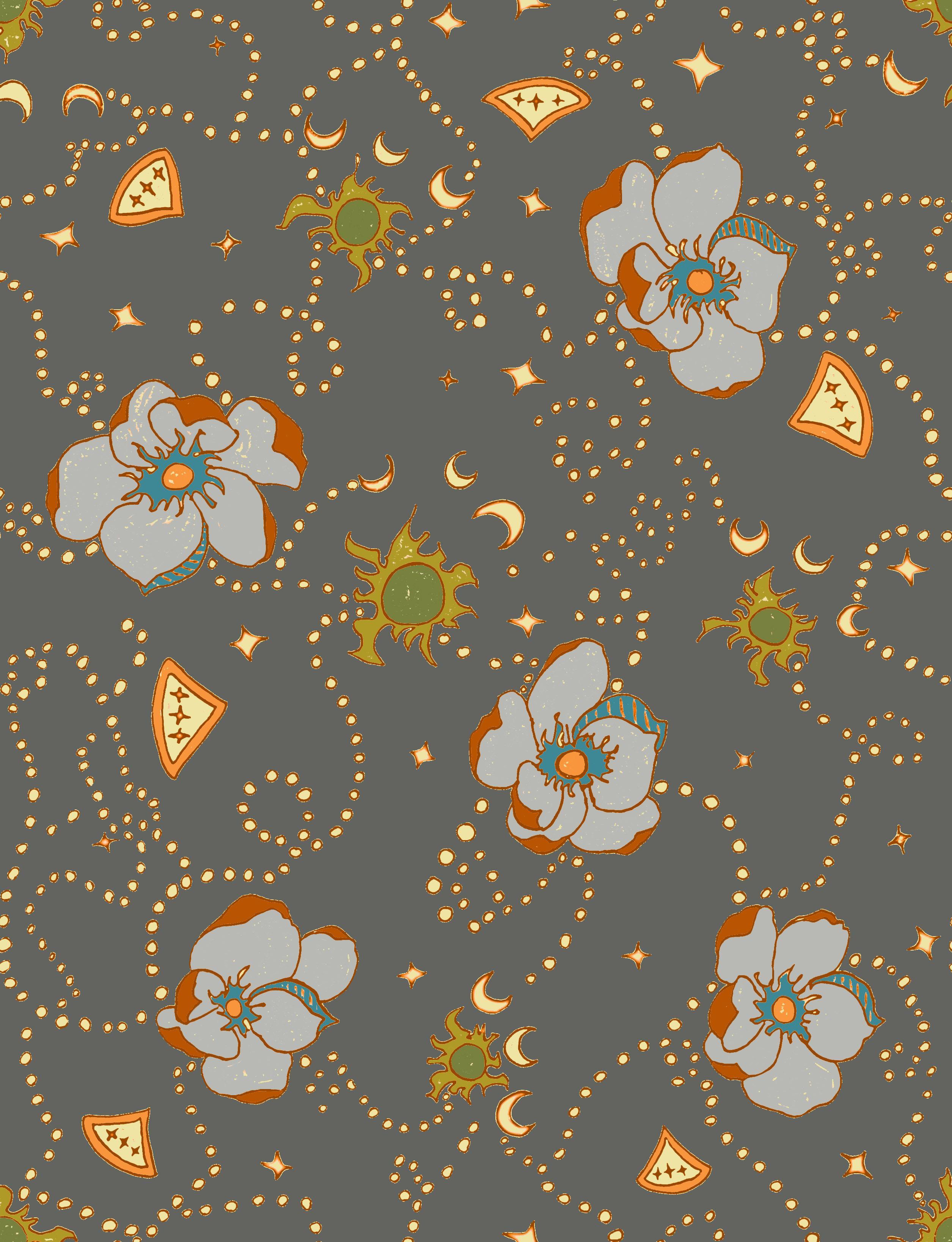 Sun, Moon, Stars & Magnolias - image 8 - student project
