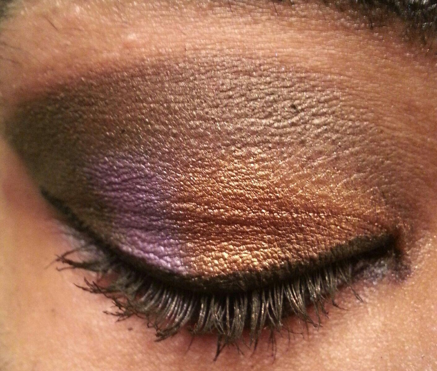 Project 2 Dark Crease with a Shimmery Lid - image 2 - student project