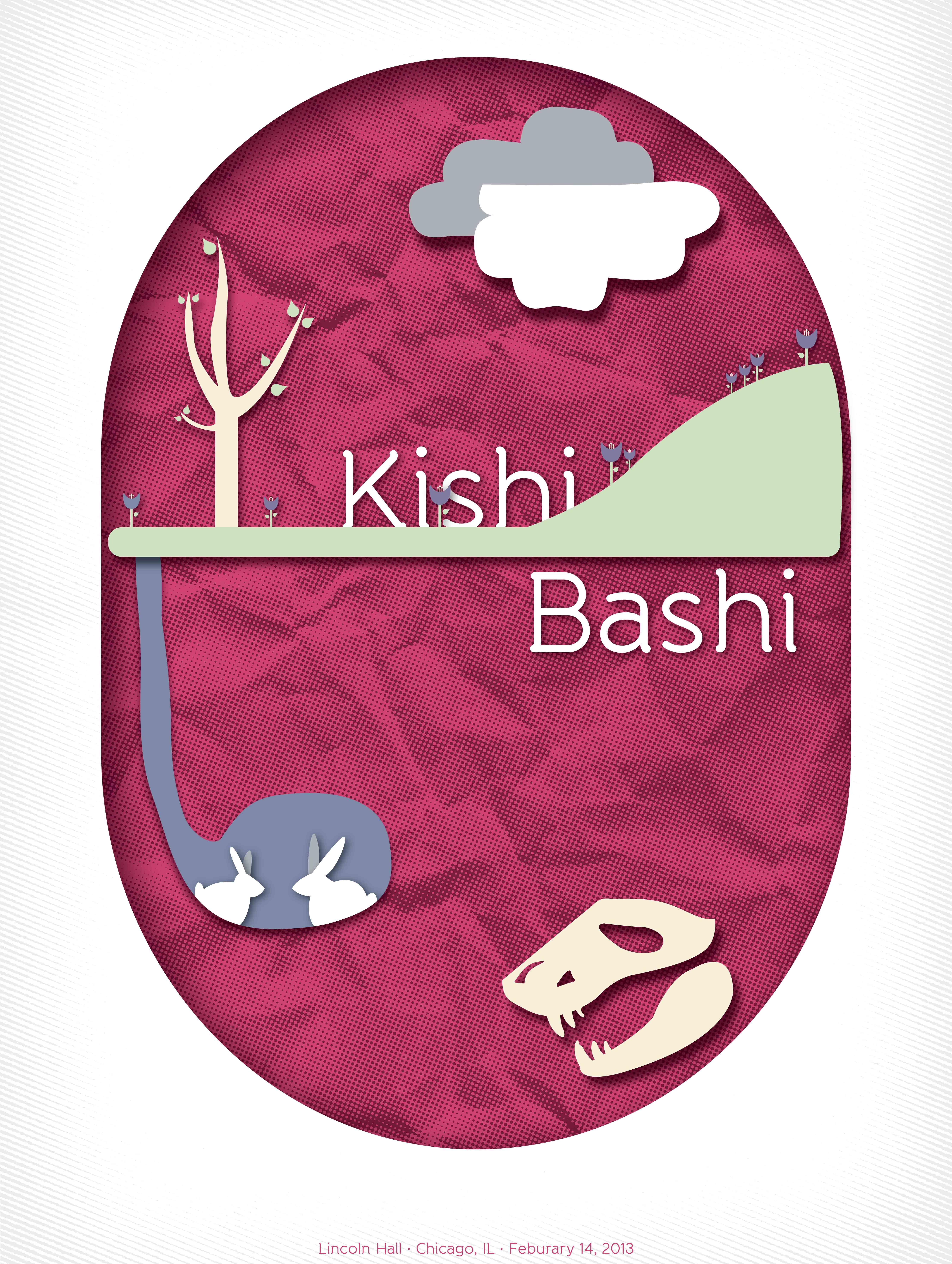Kishi Bashi - image 1 - student project