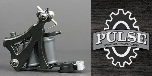 Pulse Tattoo Machines - image 7 - student project