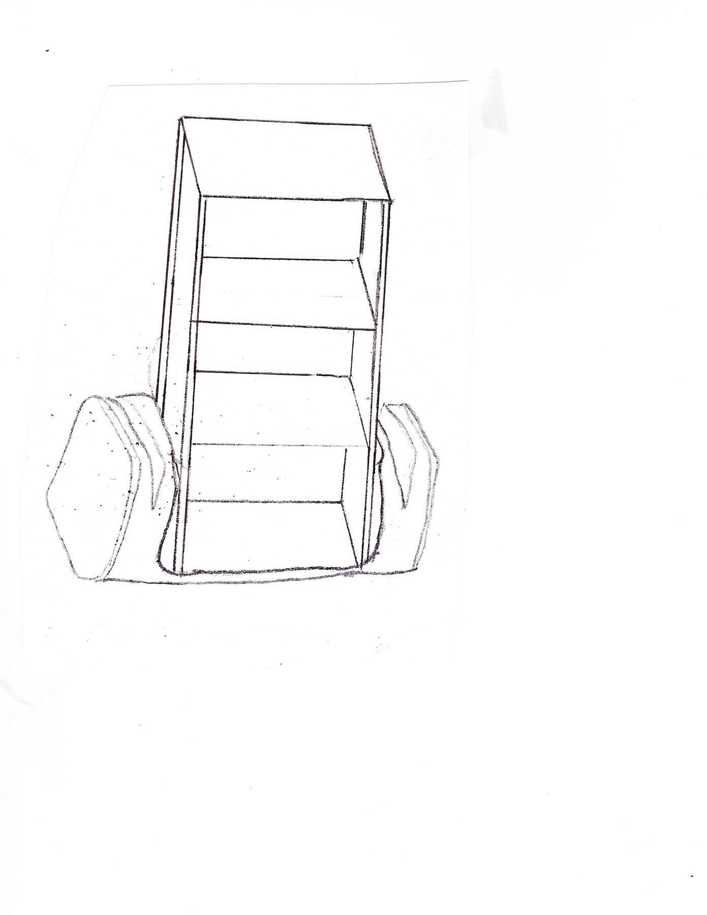 Shelf Duffel - image 1 - student project
