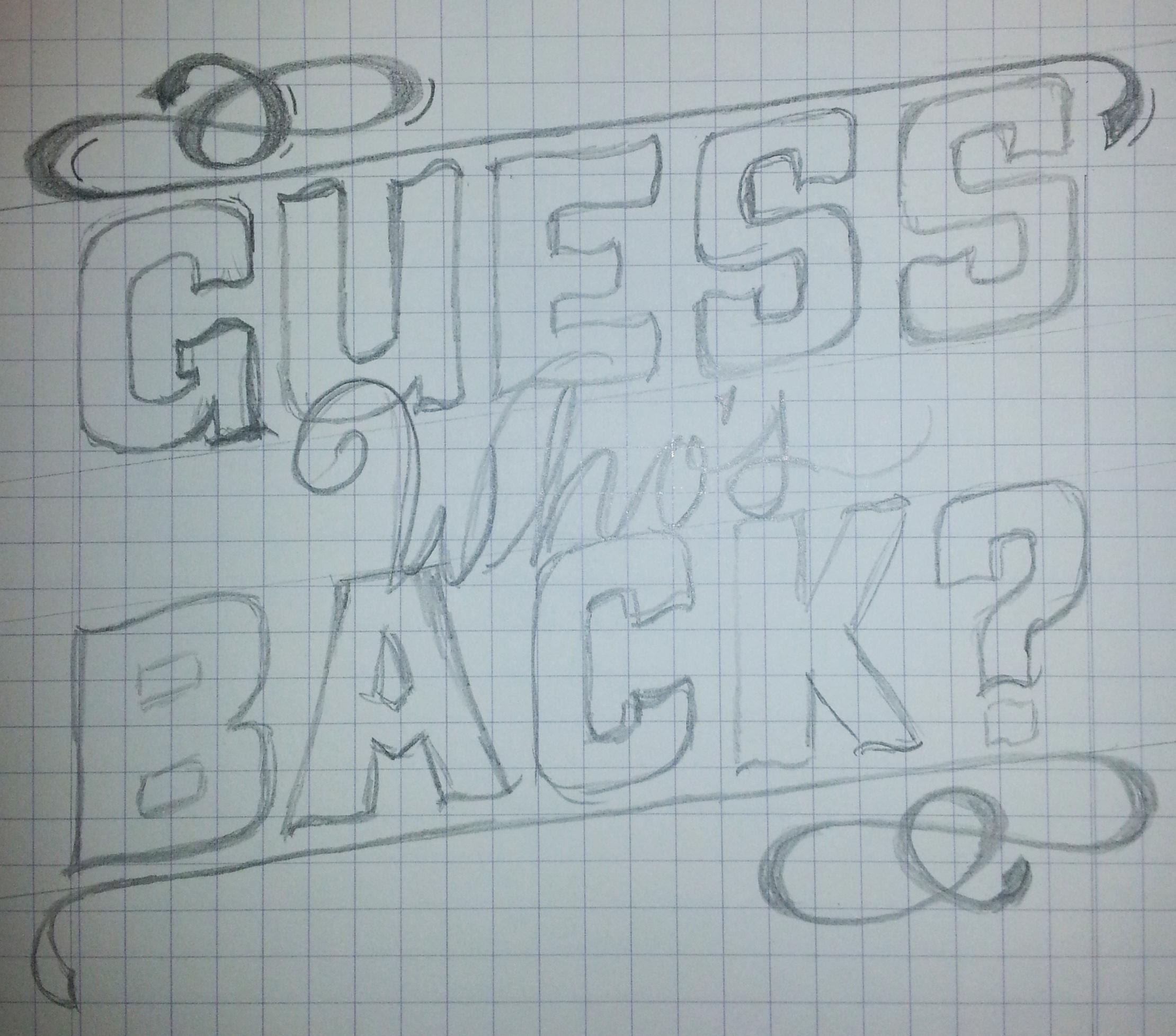 Guess Who's Back? - image 1 - student project