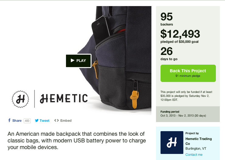 Hemetic Trading Co. - image 1 - student project