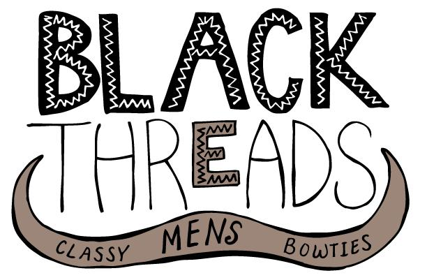 Black Threads-Bow Ties - image 1 - student project
