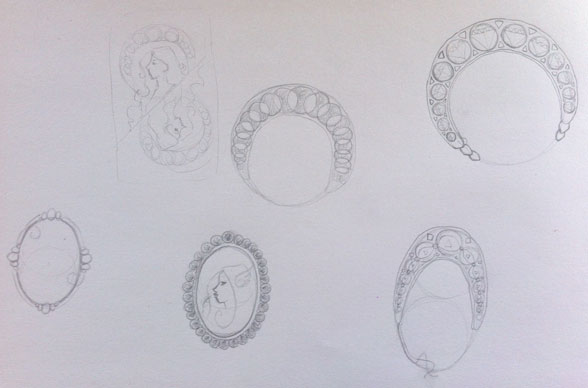 Zodiac Signs and Cameos - image 6 - student project