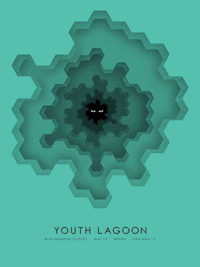 Youth Lagoon at Metro in Chicago - image 1 - student project