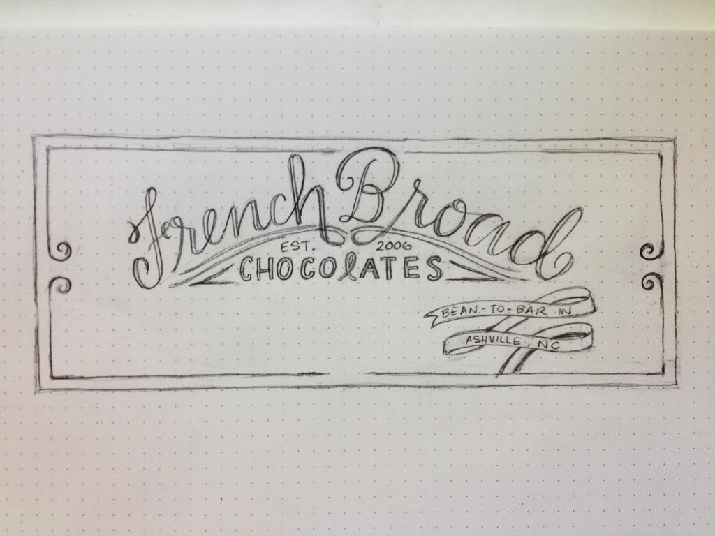 french broad chocolates! - image 2 - student project