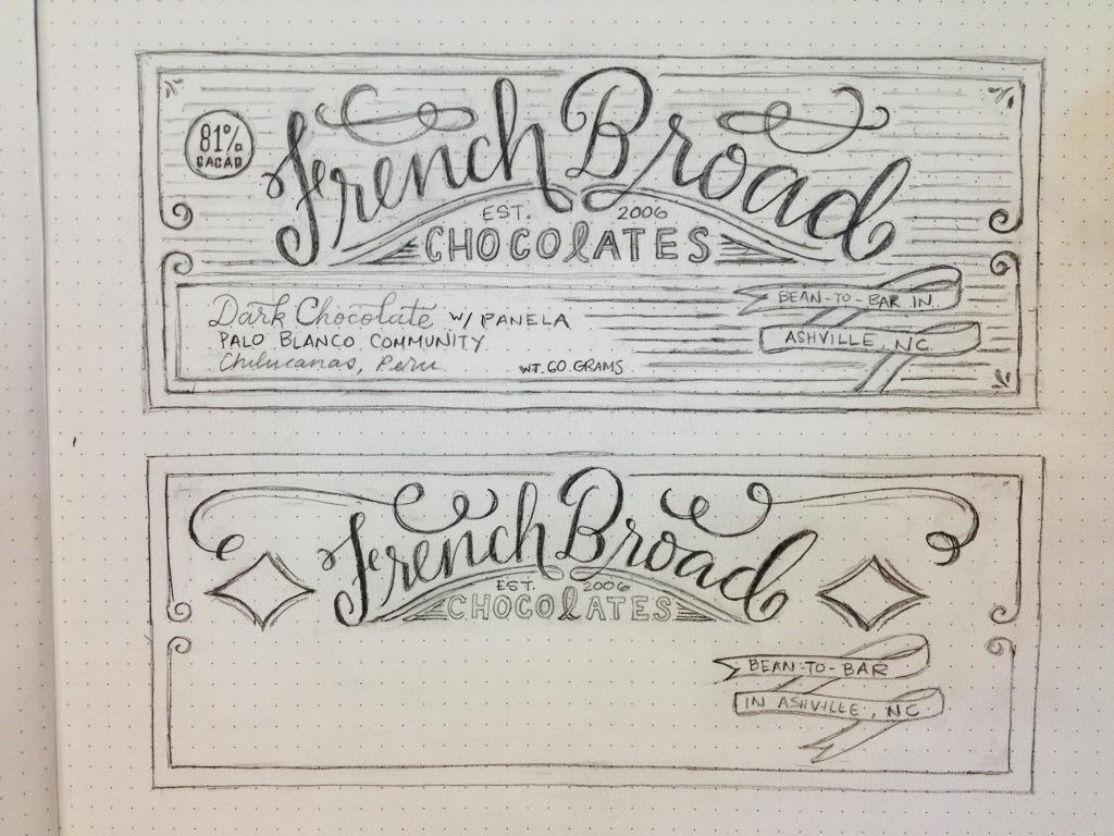 french broad chocolates! - image 1 - student project