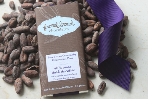 french broad chocolates! - image 5 - student project