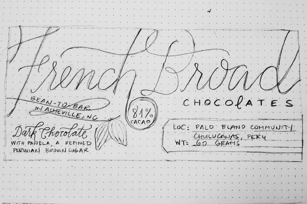 french broad chocolates! - image 4 - student project