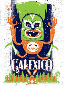 Calexico - Port City Music Hall - image 5 - student project