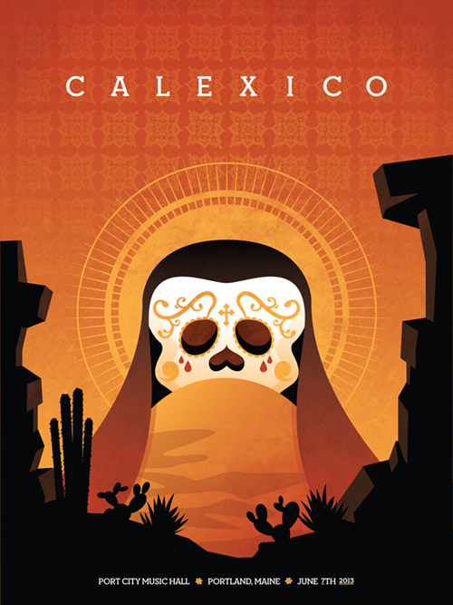 Calexico - Port City Music Hall - image 17 - student project
