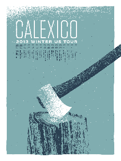 Calexico - Port City Music Hall - image 1 - student project