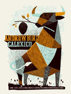 Calexico - Port City Music Hall - image 6 - student project