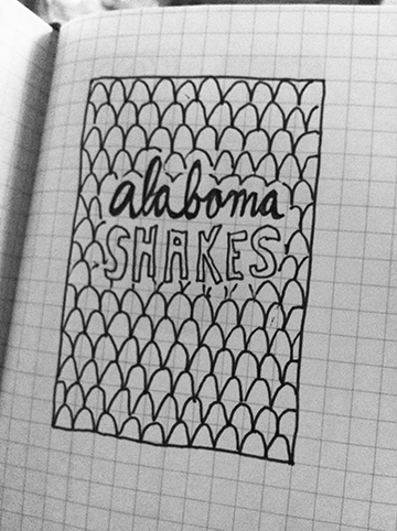 Alabama Shakes - image 3 - student project