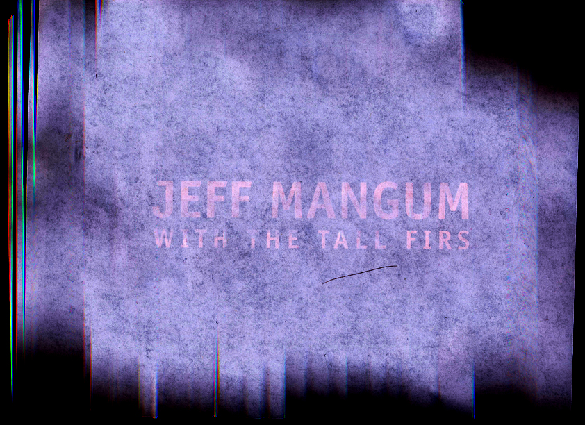 Jeff Mangum (Neutral Milk Hotel) With Tall Firs Gig poster - image 21 - student project