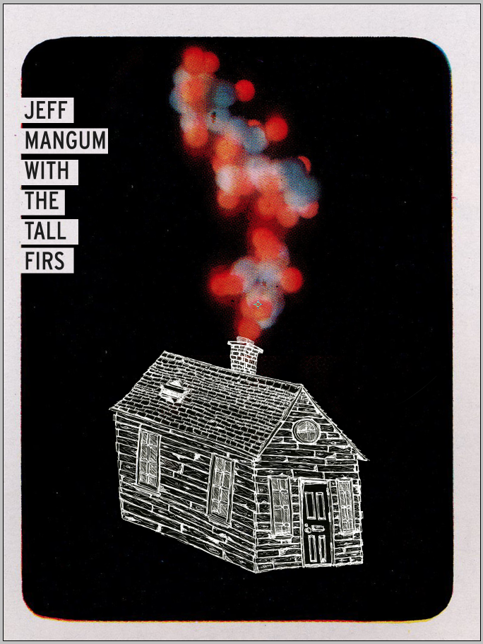 Jeff Mangum (Neutral Milk Hotel) With Tall Firs Gig poster - image 23 - student project