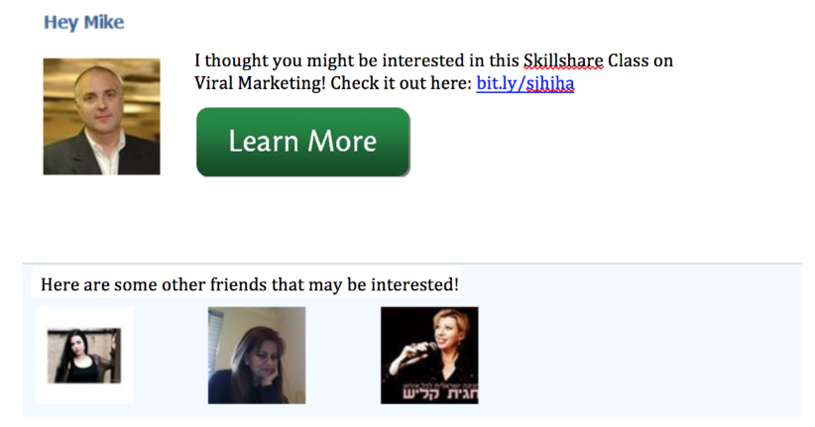 Skillshare - Viraling to the next level - image 1 - student project