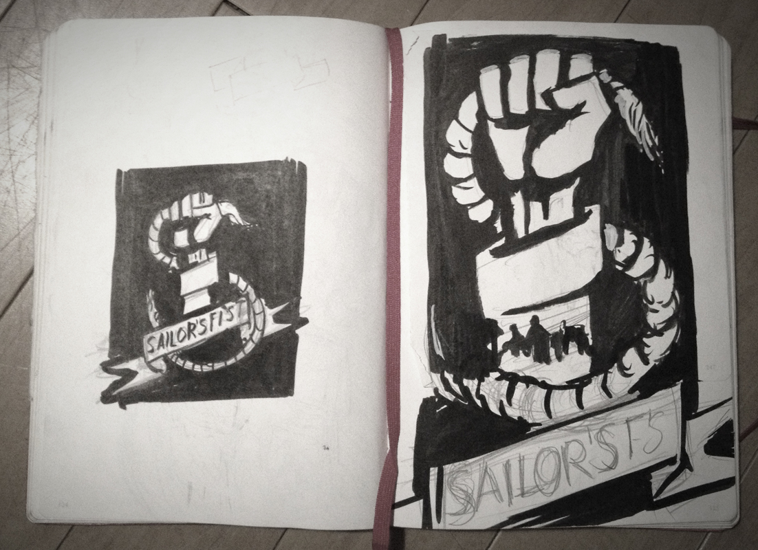 Saillor´s Fist - image 10 - student project