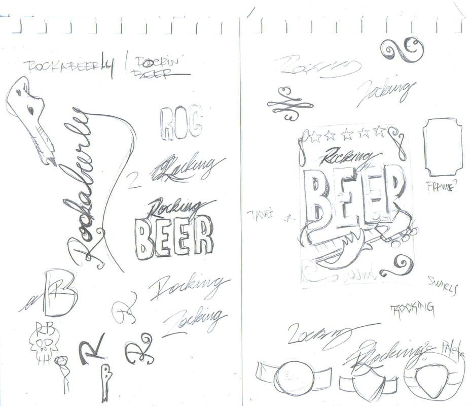 Beer Label - image 3 - student project