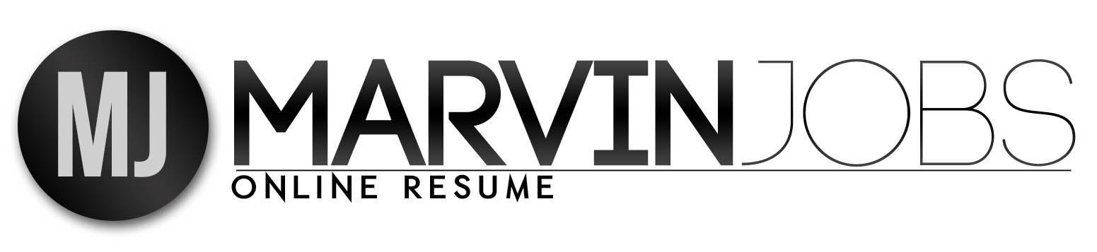 Online Resume   Marvin Jobs - image 1 - student project