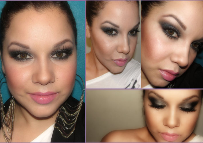 SUBTLY DAYTIME AND SULTRY NIGHTTIME EYE MAKE UP - image 4 - student project