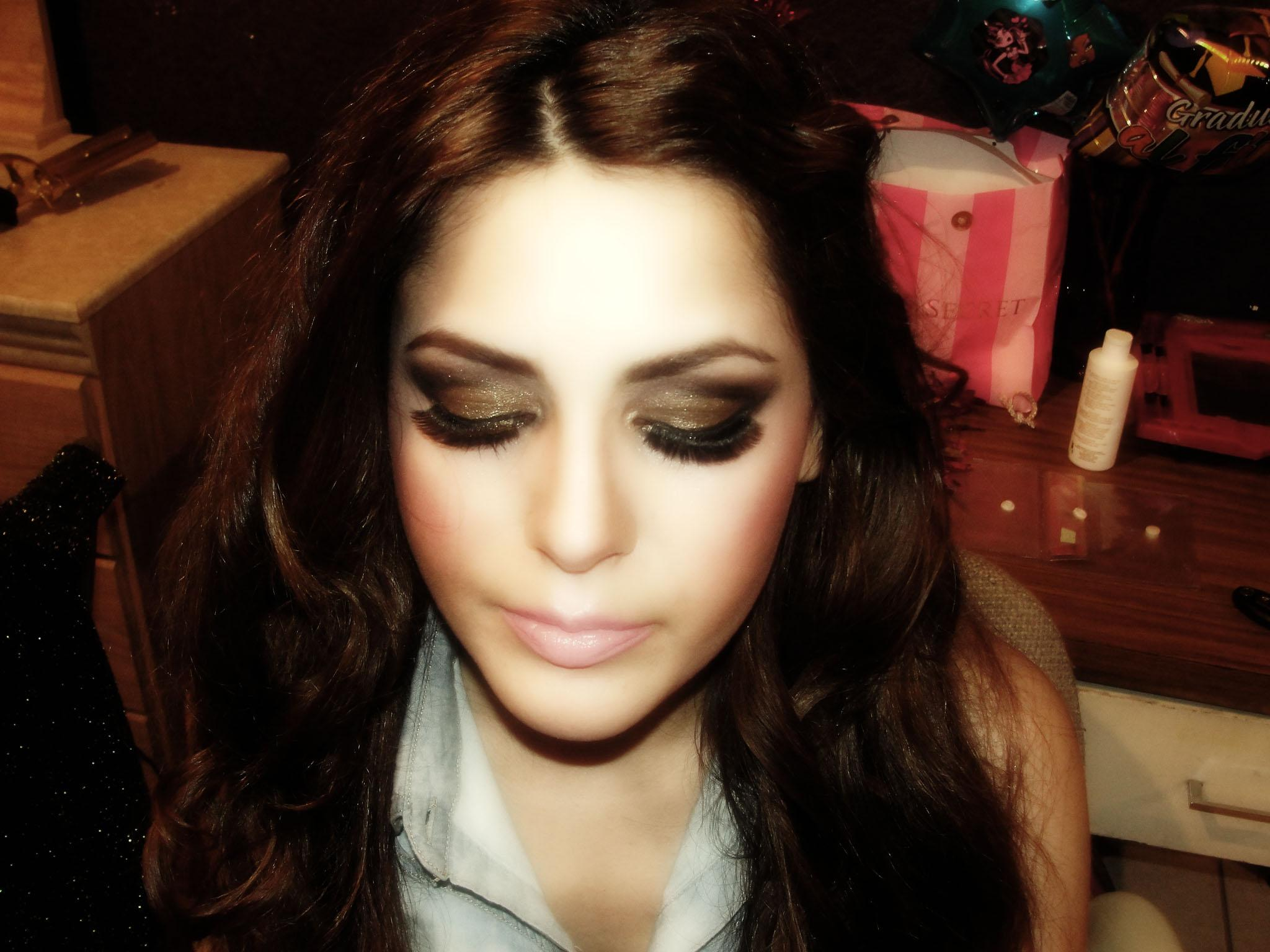 SUBTLY DAYTIME AND SULTRY NIGHTTIME EYE MAKE UP - image 6 - student project