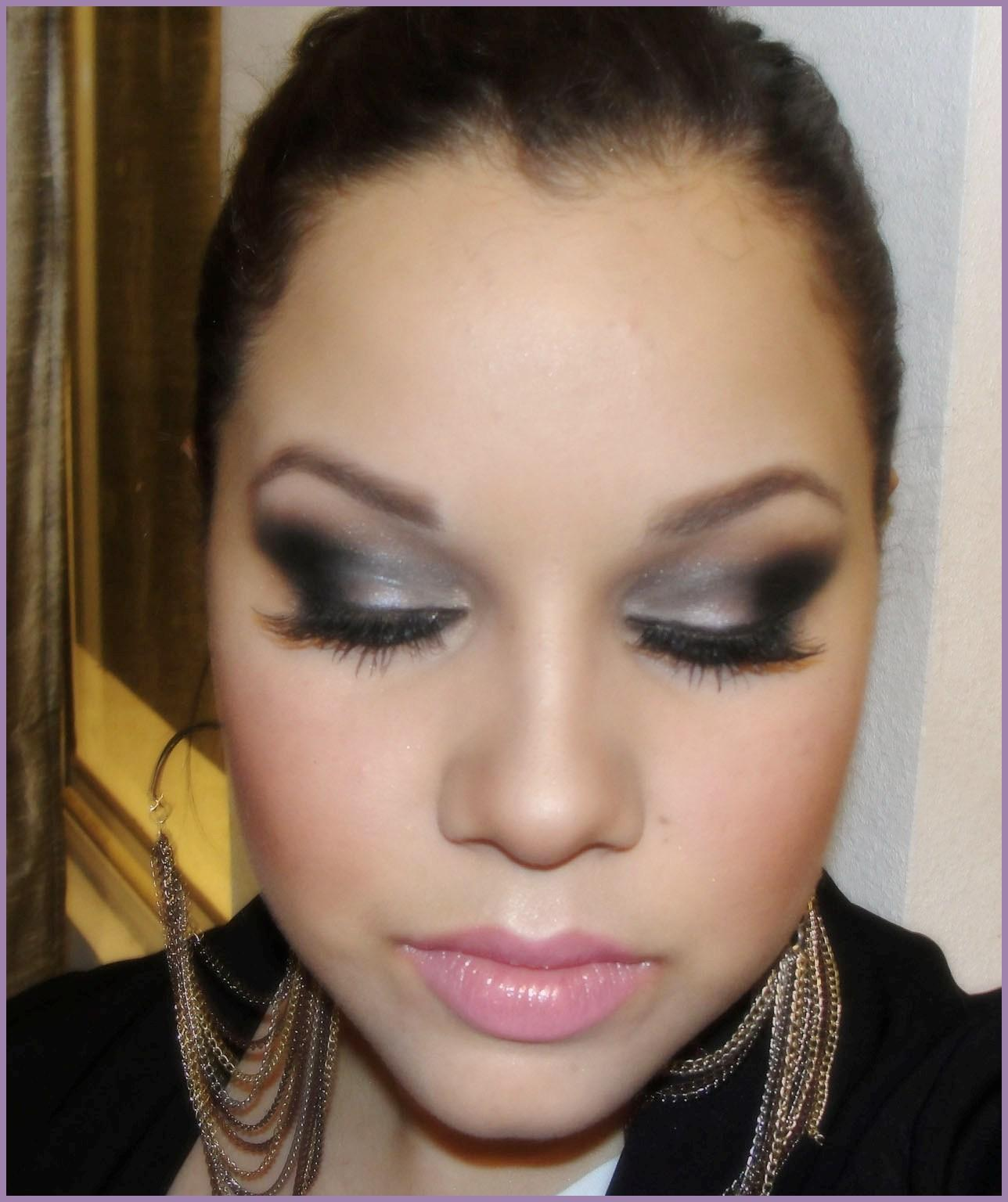 SUBTLY DAYTIME AND SULTRY NIGHTTIME EYE MAKE UP - image 5 - student project