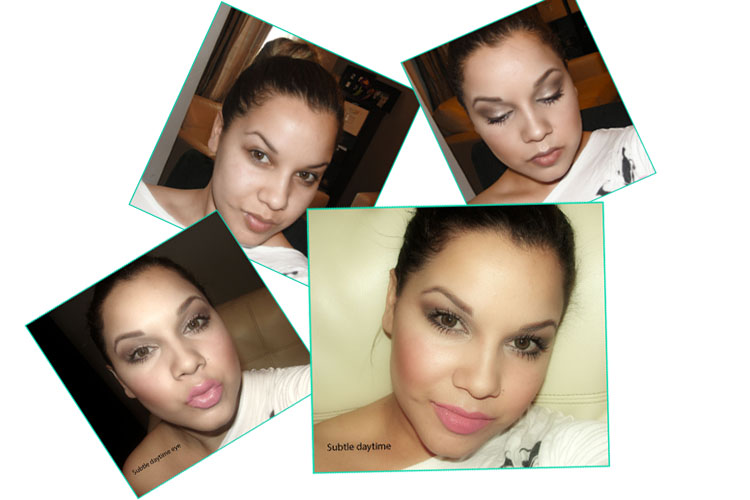 SUBTLY DAYTIME AND SULTRY NIGHTTIME EYE MAKE UP - image 3 - student project