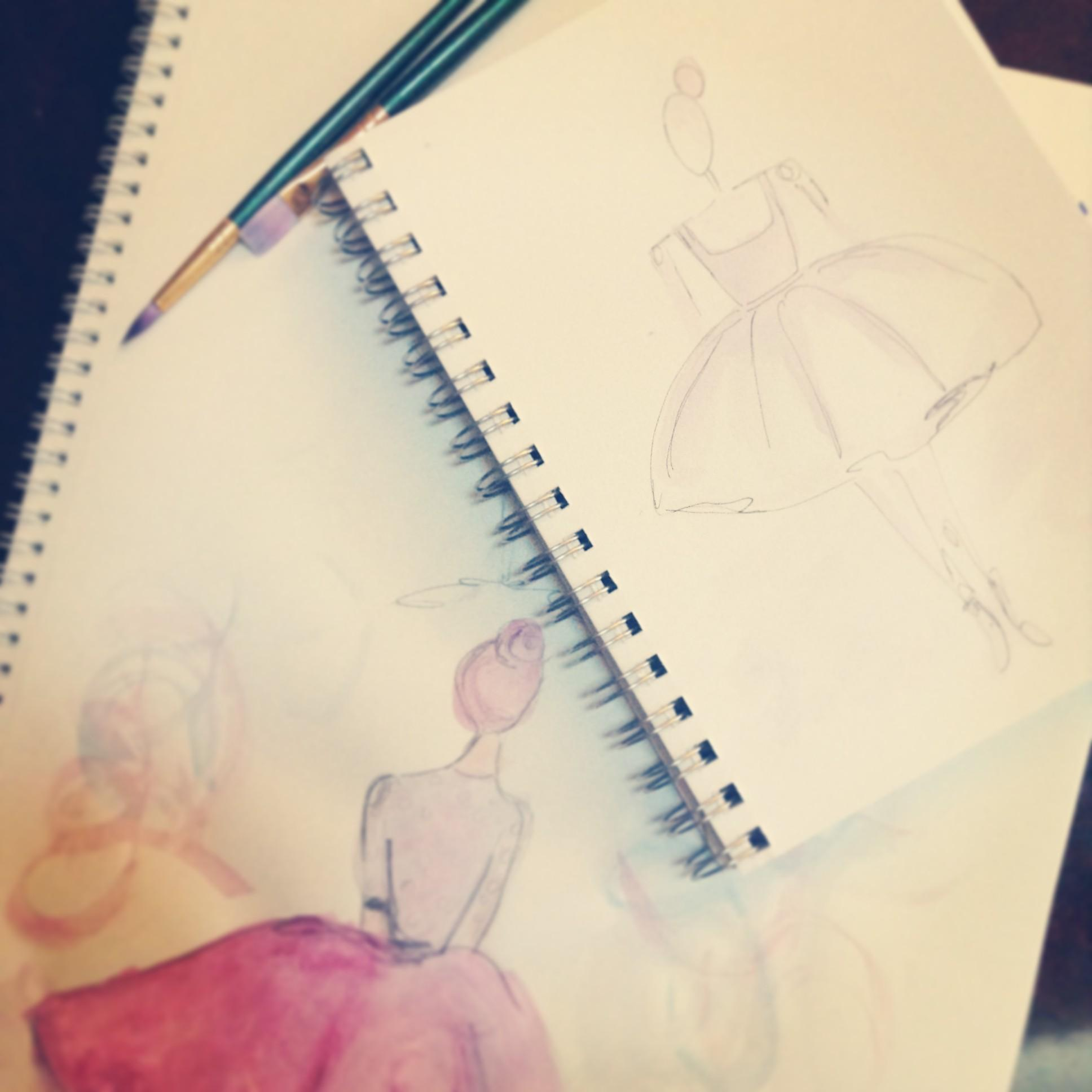 UPDATED 3/21 MILESTONE: Flirty, fun, effortlessly chic - image 6 - student project
