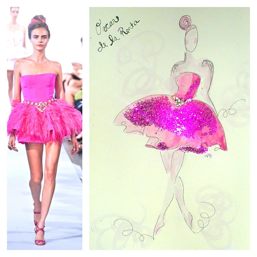 UPDATED 3/21 MILESTONE: Flirty, fun, effortlessly chic - image 1 - student project
