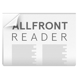 Allfront Reader - image 5 - student project