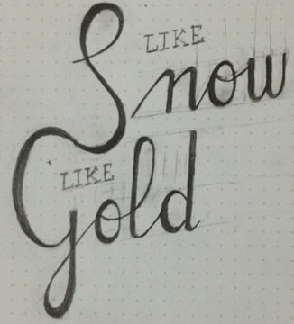 Like Snow, Like Gold - image 2 - student project