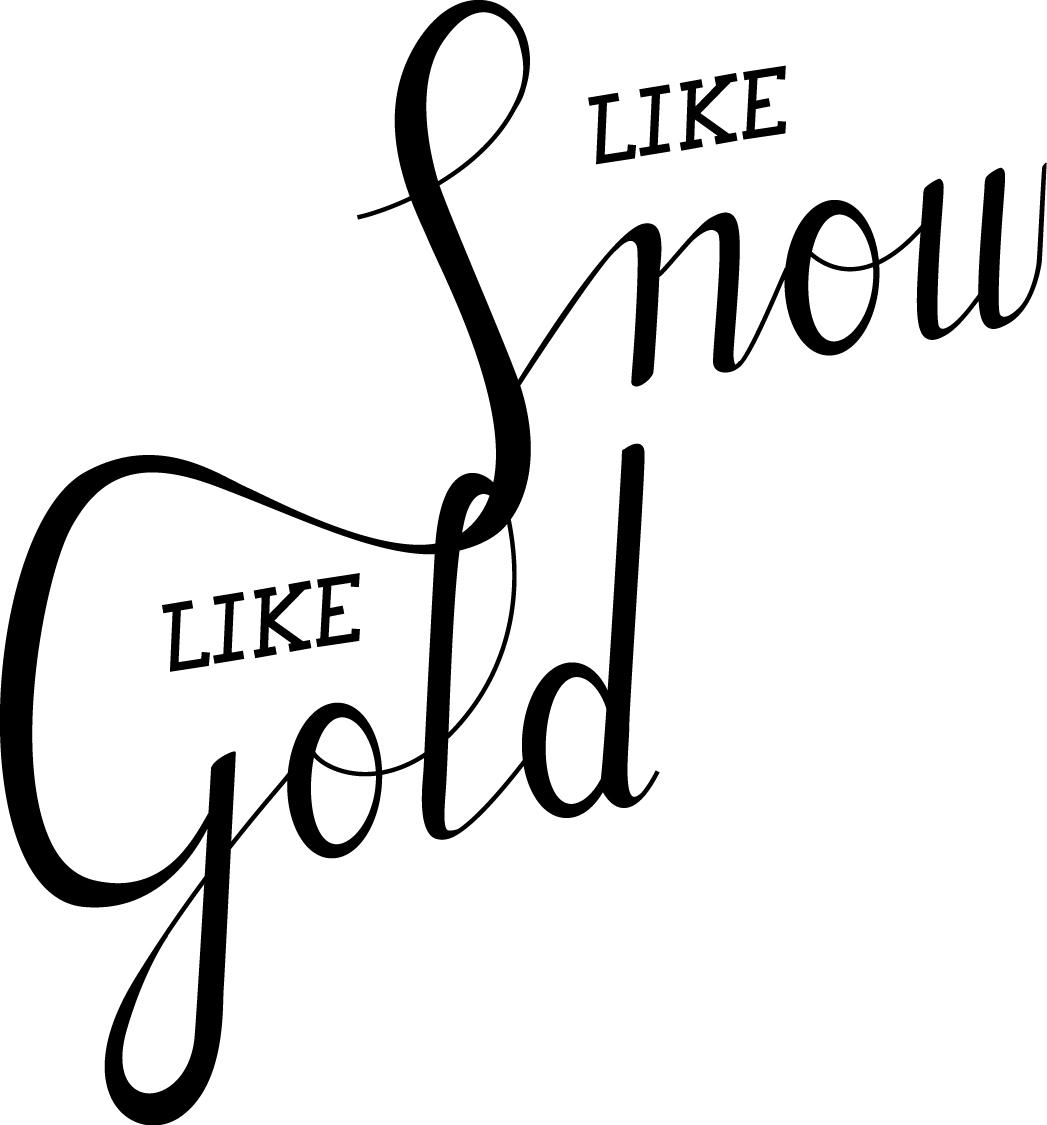 Like Snow, Like Gold - image 1 - student project