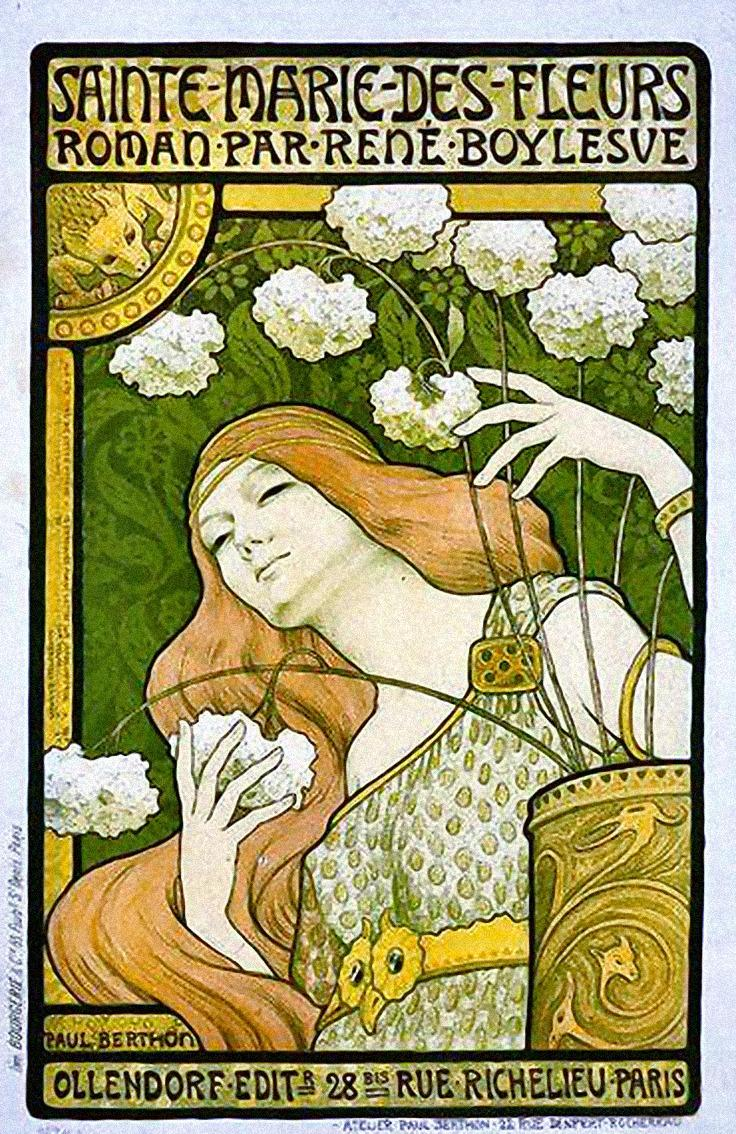 Saint Marie Des Fleurs art deco - image 1 - student project