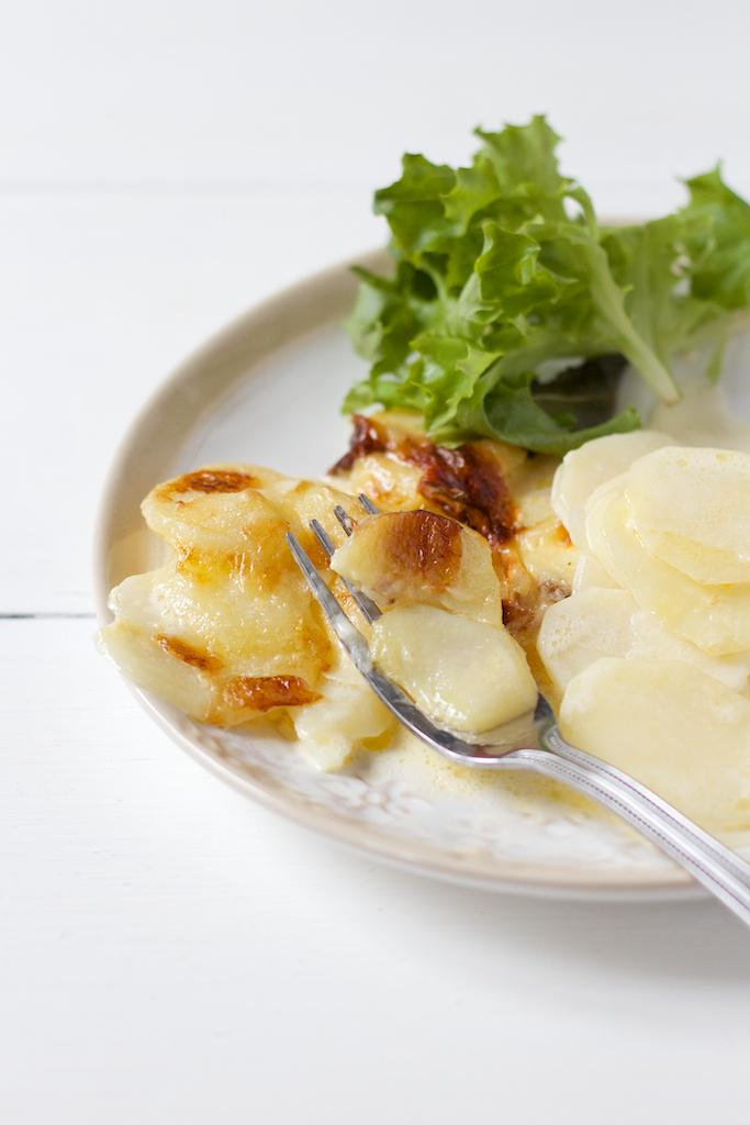 It's Autumn in Summer, let's have a gratin dauphinois! - image 7 - student project