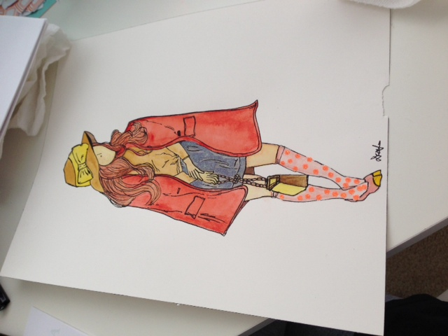Another Watercolor Updated-Double Takes - image 16 - student project