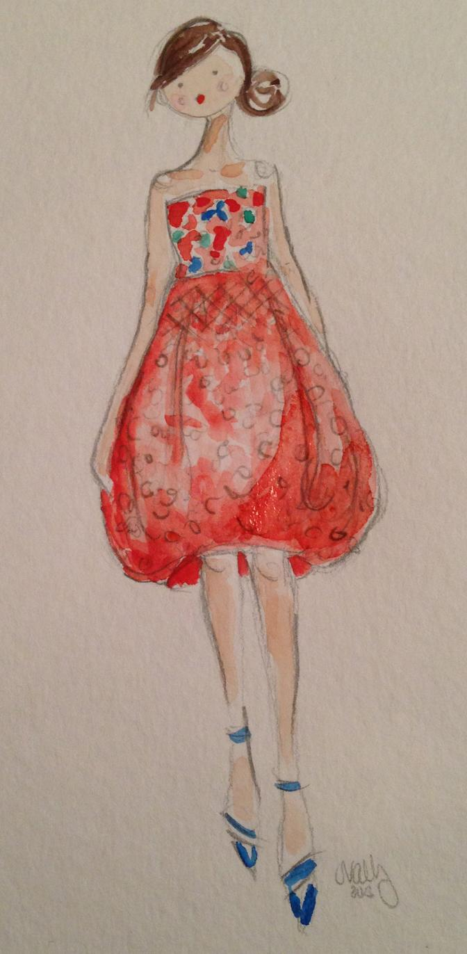 FINAL WATERCOLORS! - image 7 - student project