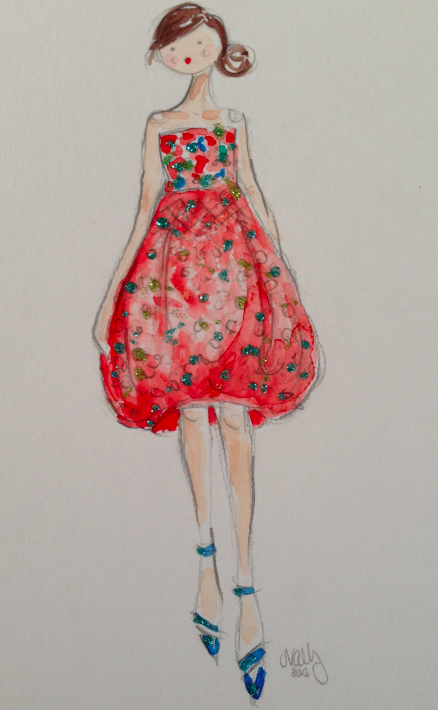 FINAL WATERCOLORS! - image 2 - student project
