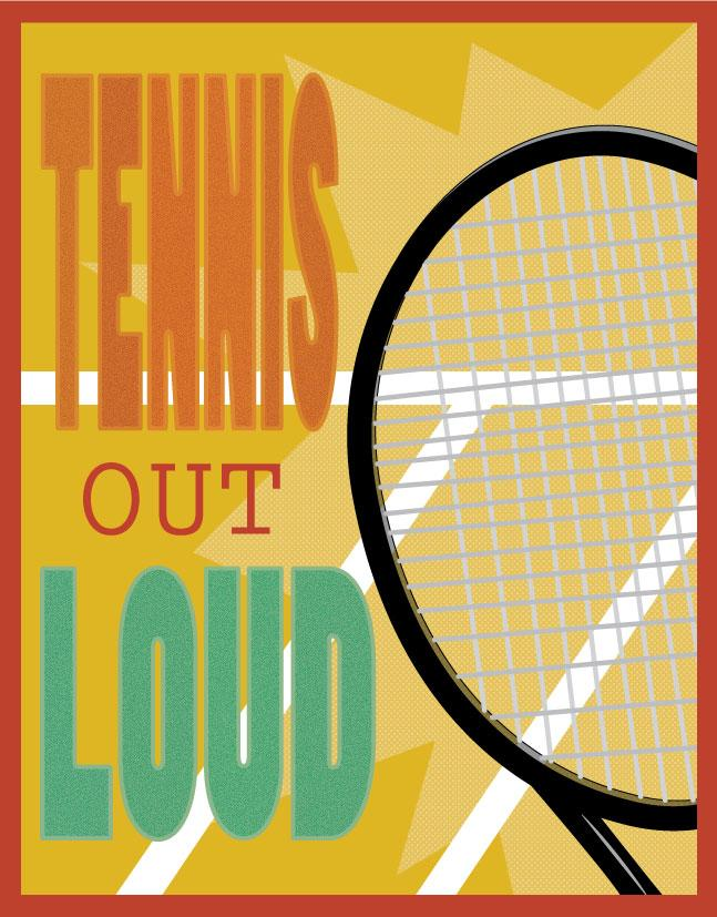 Tennis Out Loud! - image 1 - student project