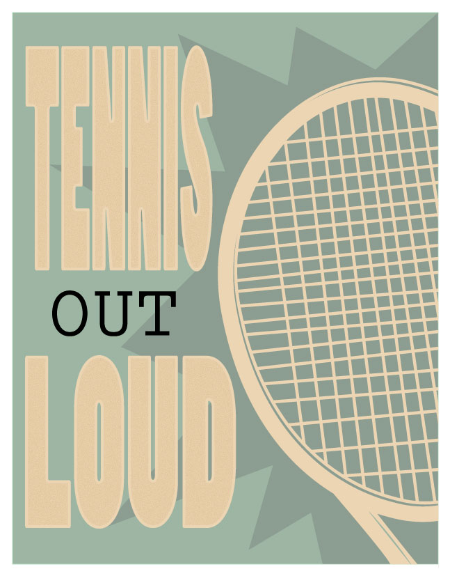 Tennis Out Loud! - image 2 - student project
