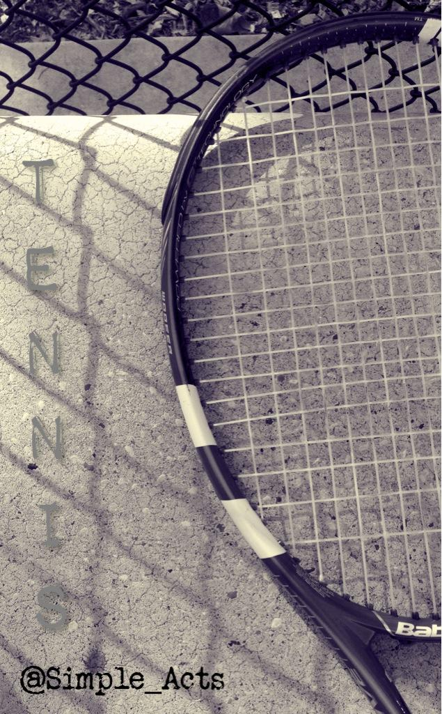 Tennis Out Loud! - image 3 - student project