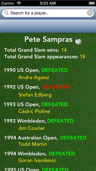 Award Geek: Tennis - image 16 - student project