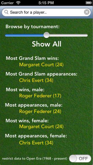 Award Geek: Tennis - image 13 - student project