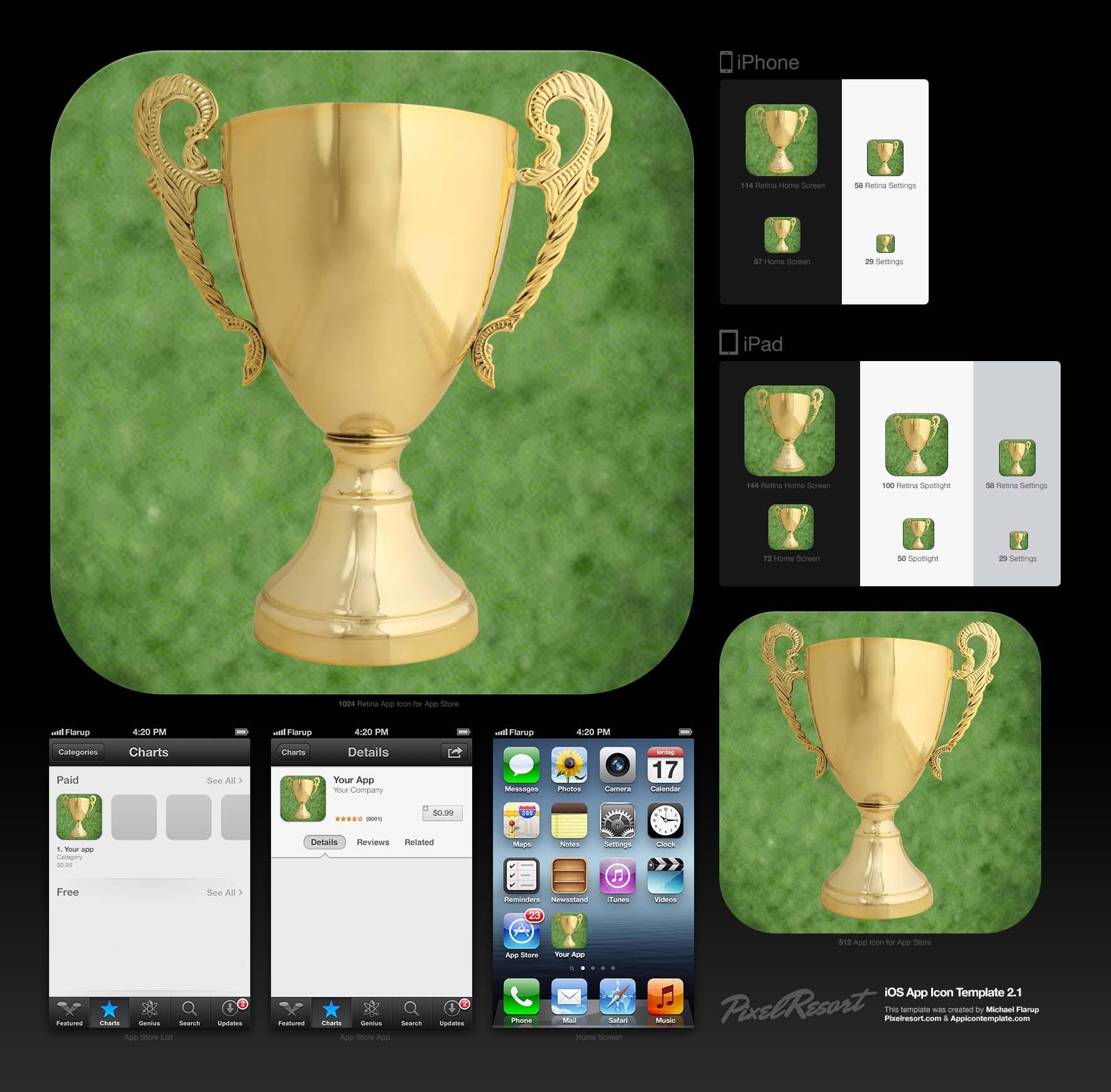Award Geek: Tennis - image 6 - student project