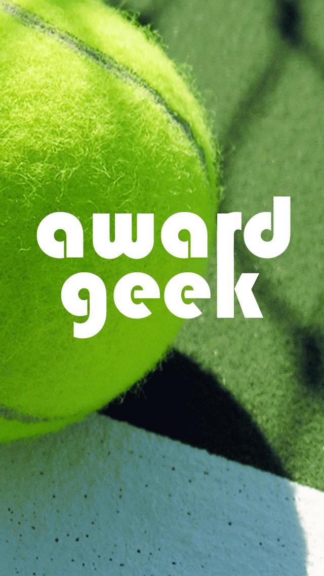 Award Geek: Tennis - image 4 - student project